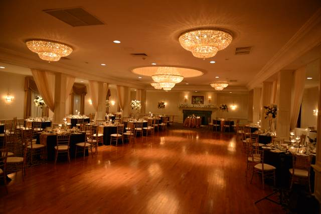 Wedding Reception Ballroom Philadelphia Pa Large Wedding