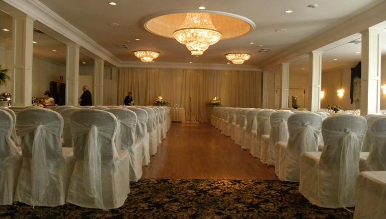Indoor And Outdoor Wedding Ceremonies