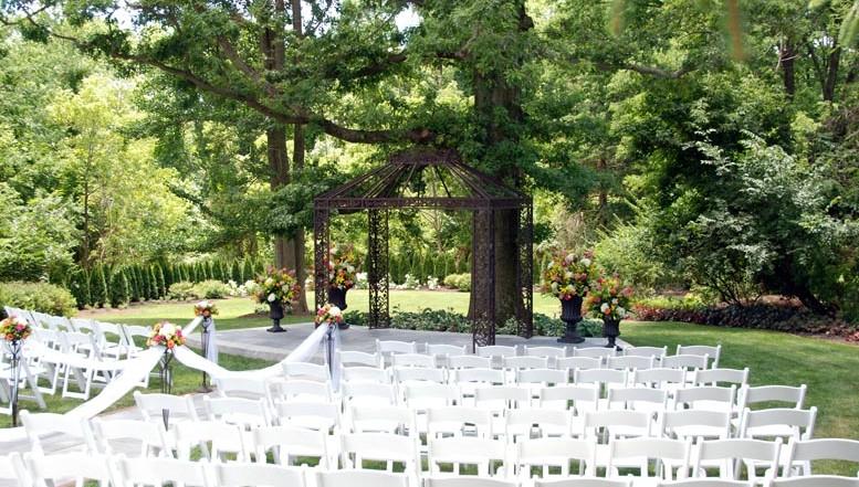 Outdoor Wedding Venues Amp Garden Wedding Locations Philadelphia PA Area