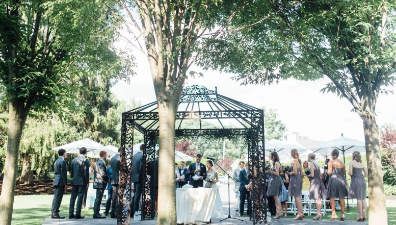 Outdoor Wedding Venues & Garden Wedding Locations