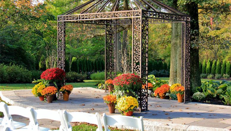 Outdoor Vs Indoor Ceremonies: Outdoor Wedding Venues & Garden Wedding Locations
