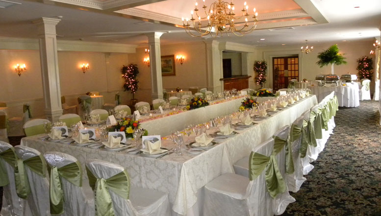 Small Wedding Dinner Party Ideas Part - 43: Small Wedding Venues Philadelphia PA Area | Intimate Wedding Venue  Montgomery County PA | William Penn Inn